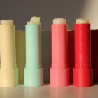 Organic Stick Lip Balm - Strawberry Sorbet - eos