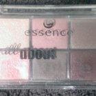 all about - Nude eyeshadow von essence