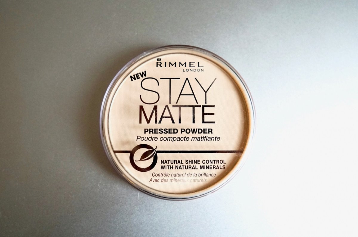Rimmel Stay Matte Pressed Powder Erfahrungsberichte London Von