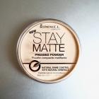 Stay Matte Pressed Powder von