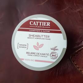 Sheabutter - Cattier