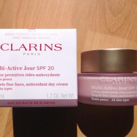 Multi-Active Jour SPF 20 von Clarins