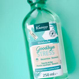 Wirkdusche Goodbye Stress Wasserminze • Rosmarin - Kneipp
