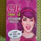 Eye love it Eyeshadow Palette von Misslyn