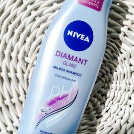 Diamant Glanz - Mildes Shampoo von Nivea