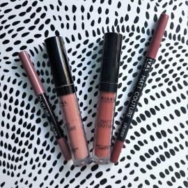 Matt Couture - Matt Liquid Lipstick & Lipliner Lip Kit - Rival de Loop