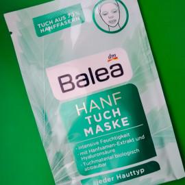 Hanf Tuchmaske von Balea