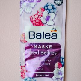 Maske Iced Berries von Balea