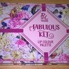 Fabulous Kit - Lip Colour Palette von Rival de Loop