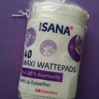 Maxi Wattepads von Isana
