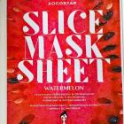 Slice Mask Sheet - Watermelon