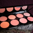 Blush & Contour Ultra Blush Palette Hot Spice von Makeup Revolution