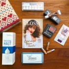 Cold days, warm hearts! (Dezember 2017) - Glossybox