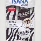 Isana young - Zebra Maske Limitierte Edition von