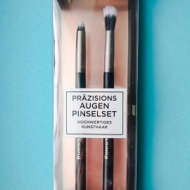 Professional - Präzisions Augen Pinselset von For Your Beauty