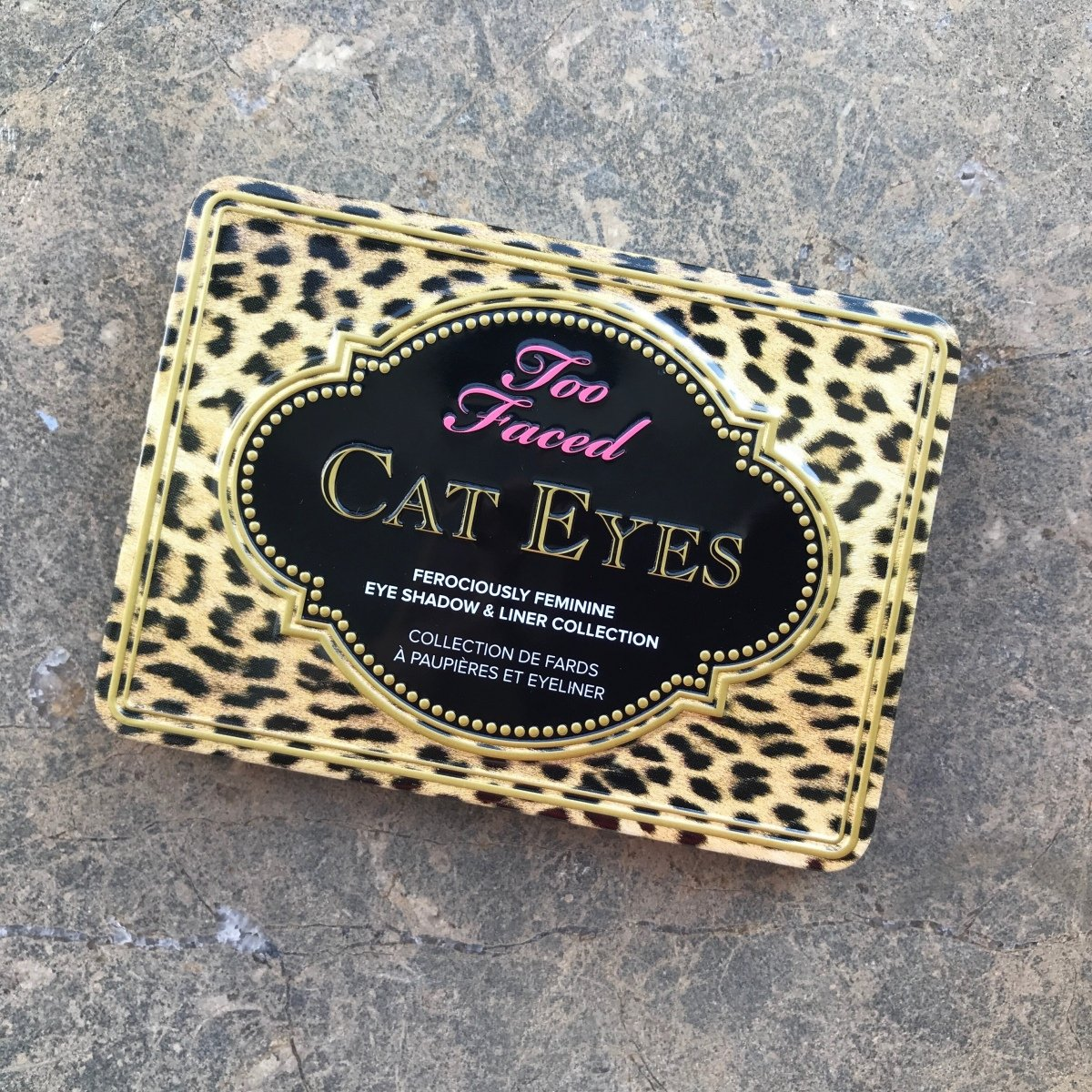 Too Faced Cat Eyes Eye Shadow Liner Collection