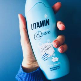 Wellness & Care Pflegedusche Milchpflegend von Litamin