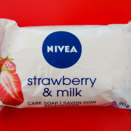 Strawberry & Milk - Pflegeseife von Nivea