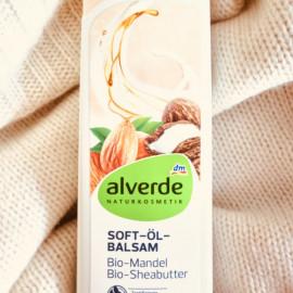 Soft-Öl-Balsam Bio-Mandel Bio-Sheabutter von alverde