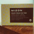Enjoy Fresh-On Time - Sweet Honey Mask Glow Moisture Skin von Mizon