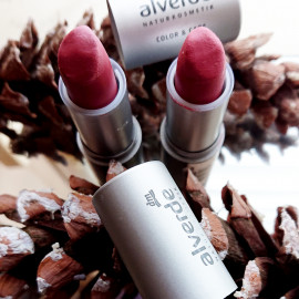 Lippenstift Color & Care - alverde