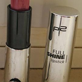 Full Shine Lipstick von p2 Cosmetics