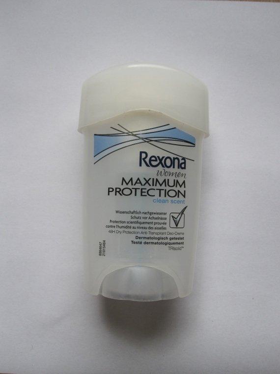 rexona maximum protection clean scent erfahrungsberichte. Black Bedroom Furniture Sets. Home Design Ideas