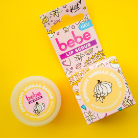 Lip Scrub Crunchy Vanilla Baiser