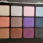 12 Shade Professional Eyeshadow Palette von