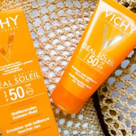 Idéal Soleil - Mattierendes Sonnen-Fluid SPF 50 von Vichy