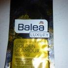 Luxury - Verwöhnmomente Golden Glamour Badesalz von Balea