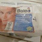 Erfrischende Reinigungstücher 3in1 von Balea