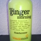 One Ginger Morning - Duschcreme von treaclemoon