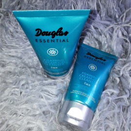 Essential - Foaming Cream-Gel Cleanser Bengal Coffee - Douglas Collection