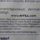Care Intensive Pflege von Nivea