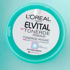 Elvital - Tonerde Absolue - Tonerde-Maske von L'Oréal