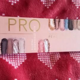 Pro - Peach Origin Slim Eyeshadow Palette 010 Golden Afterglow von Catrice Cosmetics