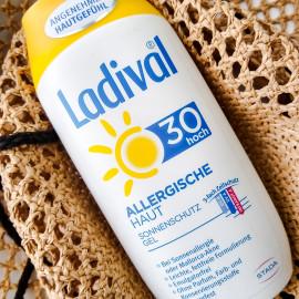 Allergische Haut - Sonnenschutz Gel LSF 30 von Ladival