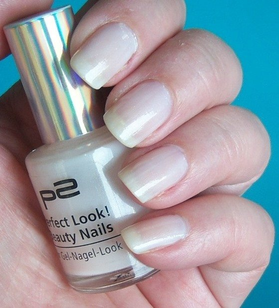 P2 Cosmetics Perfect Look Beauty Nails Erfahrungsberichte