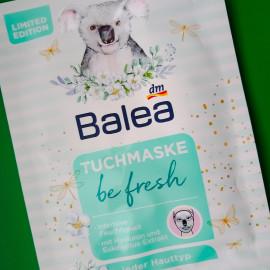 Tuchmaske Be Fresh - Balea