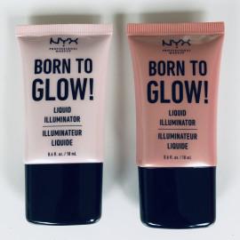 Born to Glow Liquid Illuminator von NYX