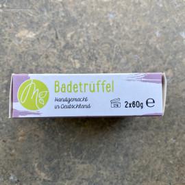 Badetrüffel für zwei Bäder - Lavendel - Mara Naturkosmetik