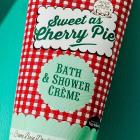 Patisserie de Bain - Sweet as Cherry Pie - Bath & Shower Crème