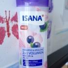 Shampoo & Spülung 2in1 Volumen Malve & Acai von Isana