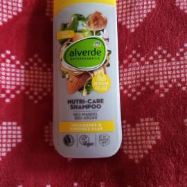 Nutri-Care-Shampoo Mandel Argan von alverde