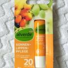 Sonnen-Lippenpflege LSF 20 von alverde