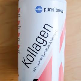 Kollagen mit Hyaluronsäure, Biotin & Vitamin C von PureFitness