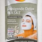 Reinigende Detox Maske von Schaebens