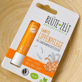 Sanfte Lippenpflege Bio-Sanddornfruchtfleischöl von Blütezeit