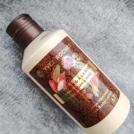Körpermilch Hammam Arganöl-Rosenwasser